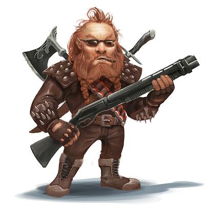 Eric quigley dwarf2
