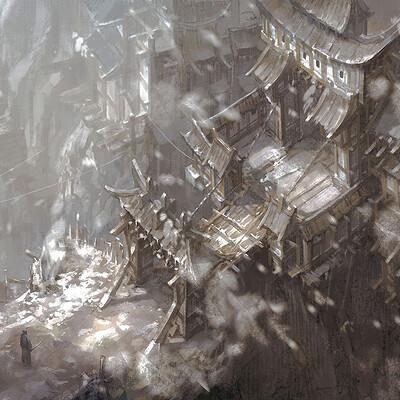 Min seub jung castle gateway