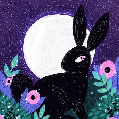 Jane stolyarova moon bun