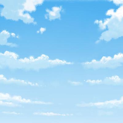 Emrullah cita ghibli clouds