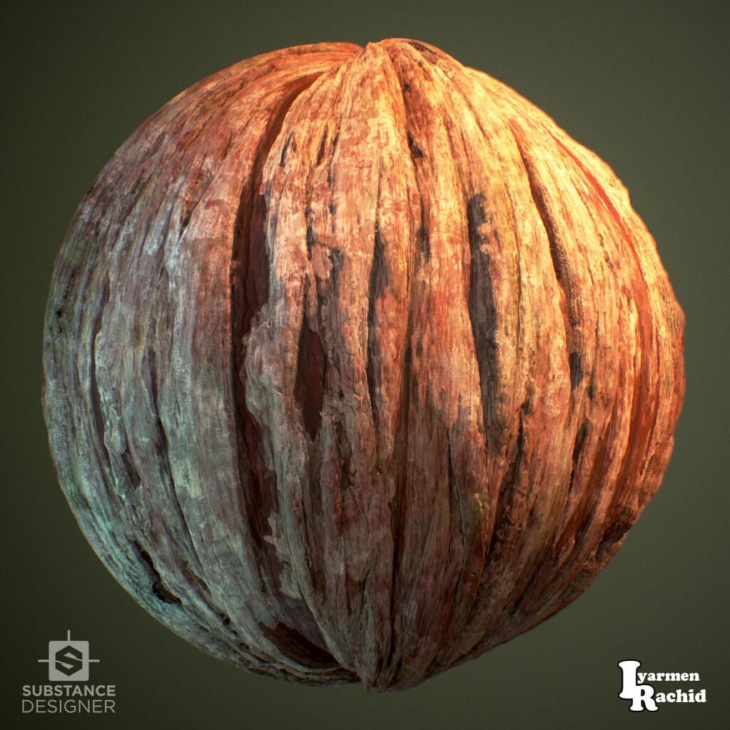 Rachid iyarmen bark sphere