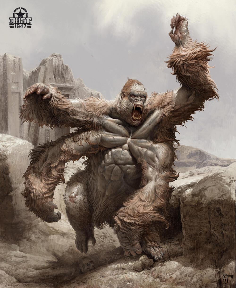 Daniel zrom danielzrom dust1947 marsgorilla1
