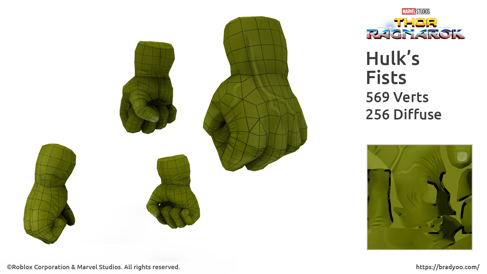 Brx yoo ragnarok hulk fists img 02