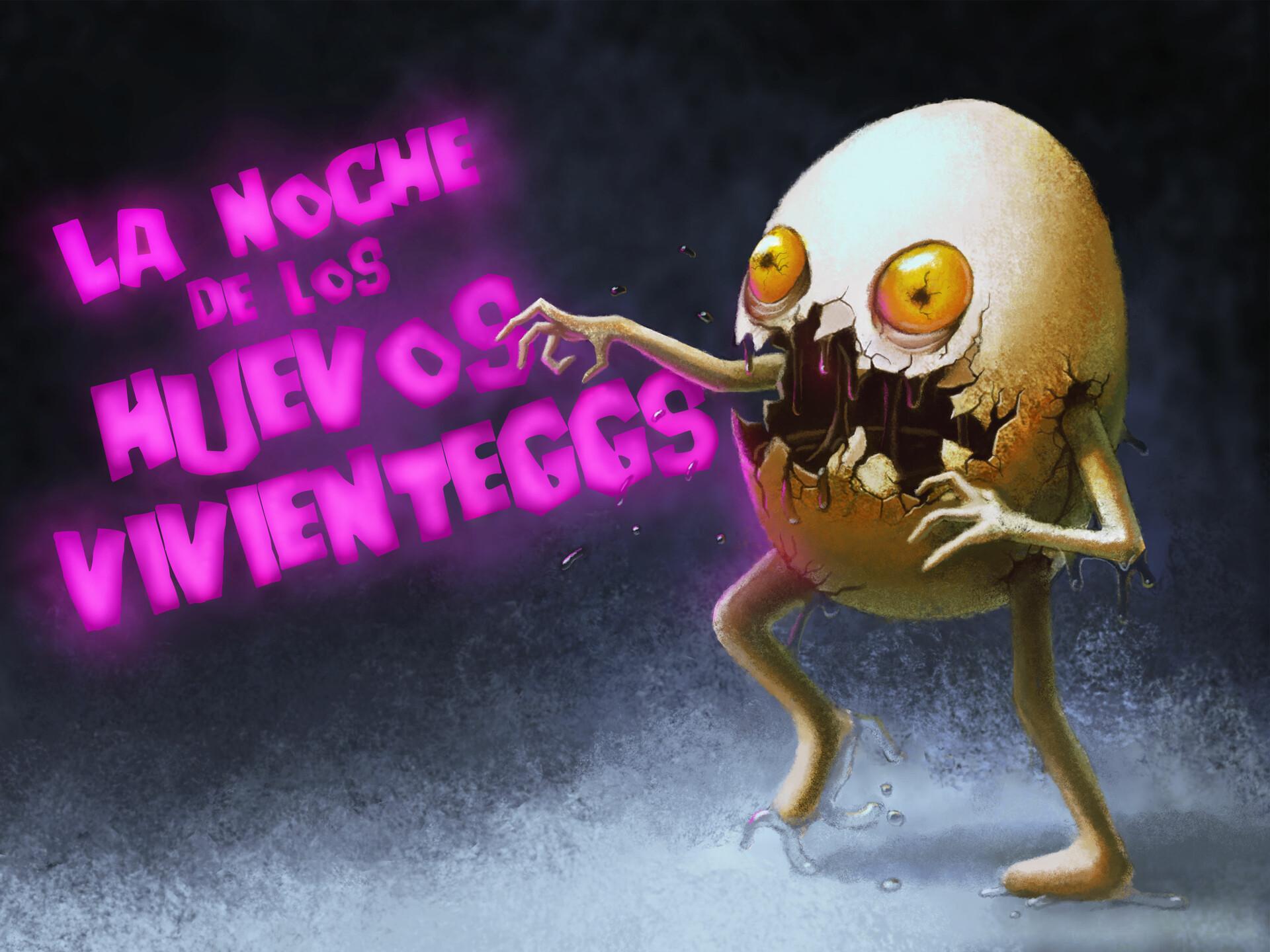 Sebastian arellano zombie huevo hires