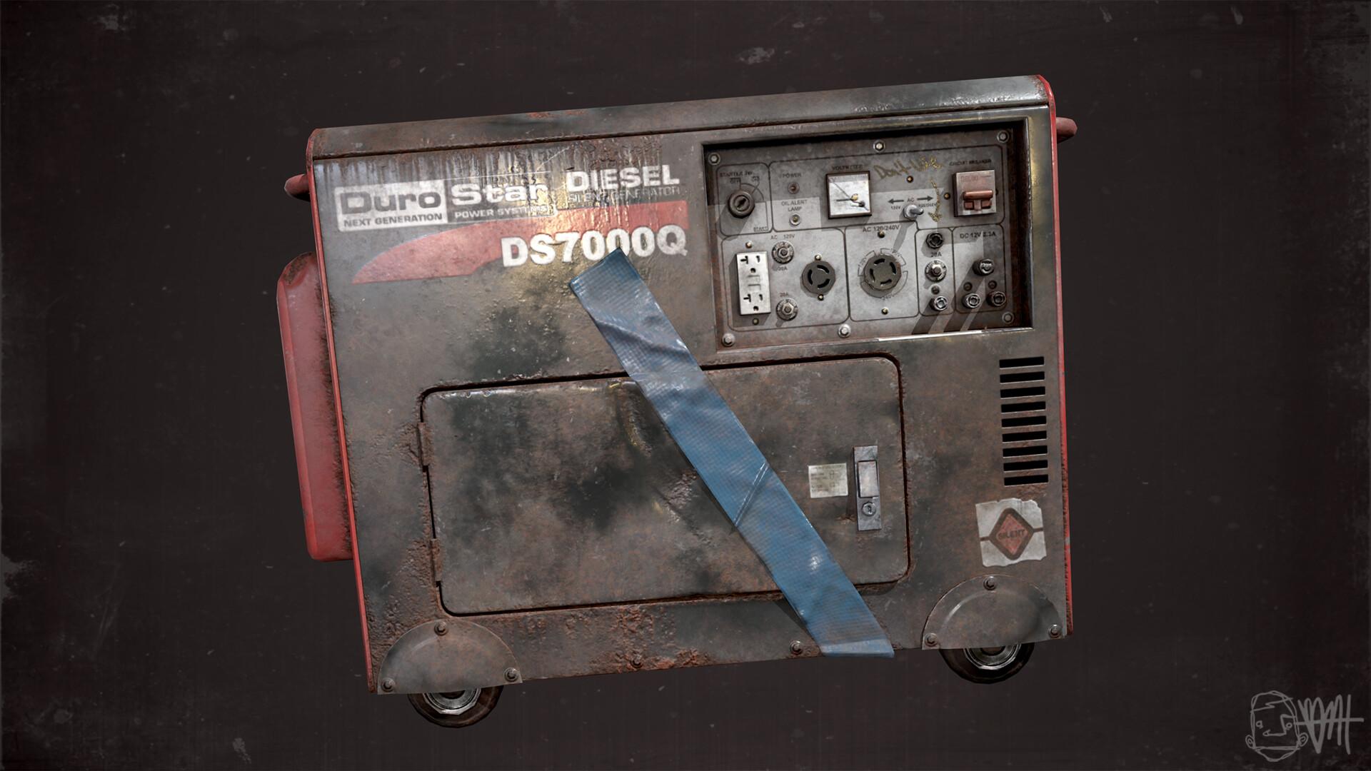 Brett marshall tucker generator render 4