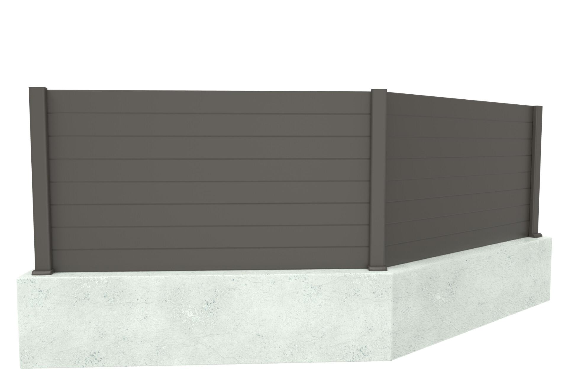 Packshot 3D extérieur, 3d, infographiste 3d freelance, cloture, rendu 3d, perspective, prix
