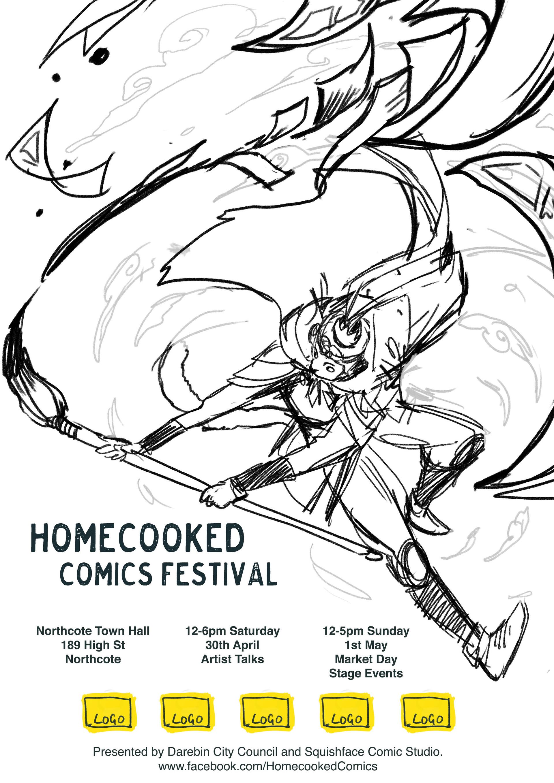 Vikki ong homecooked poster draft5