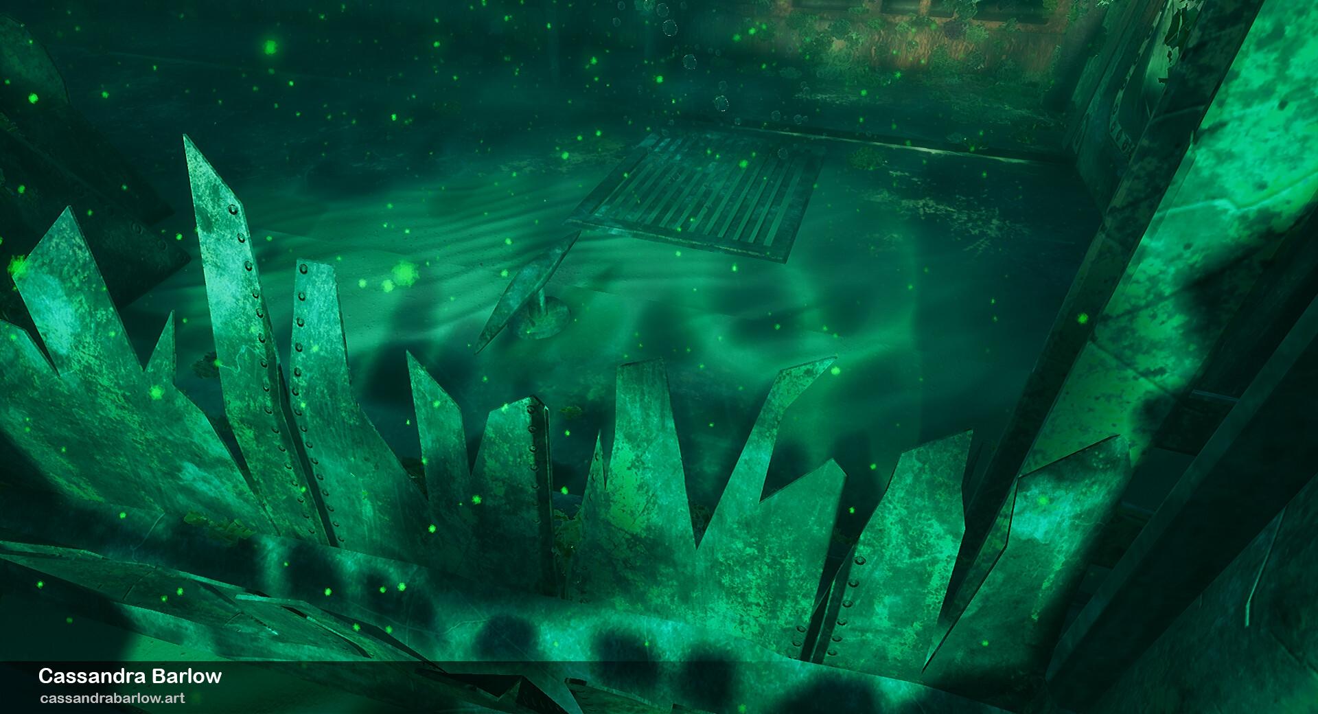 Cassandra barlow cassandrabarlow submarinewreck 2
