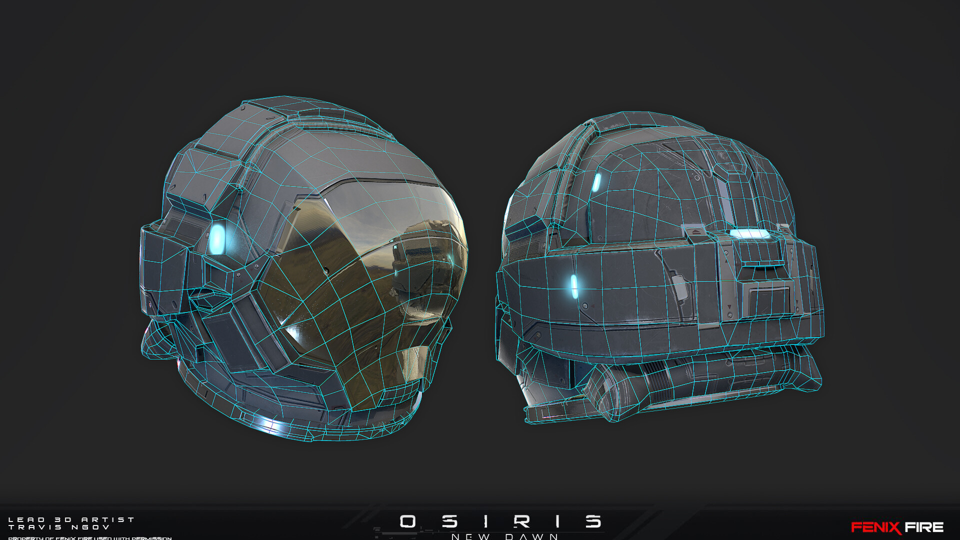 Travis ngov helmet uv