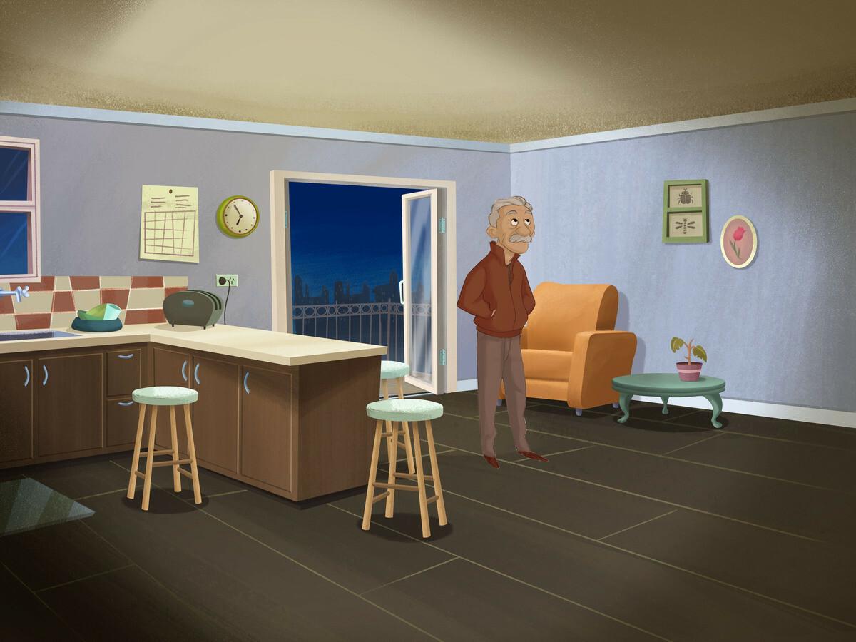 Vikki ong 661647 bg stan s kitchen 002 night stargazing character scale