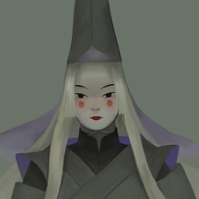 Dark ghost humanoid oc hei tongzi 28032019 7