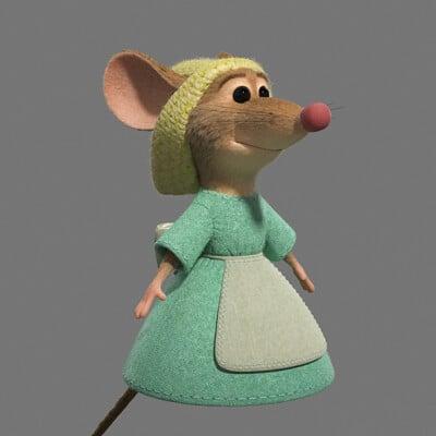 Jay jackson mouseb