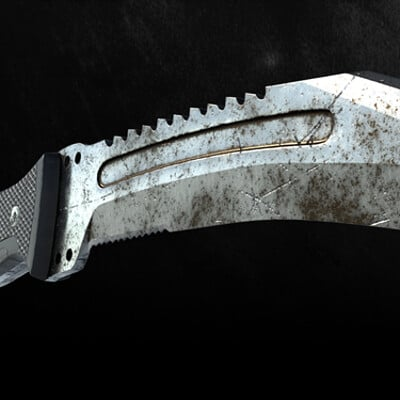 Jason barnhart knife talon 4