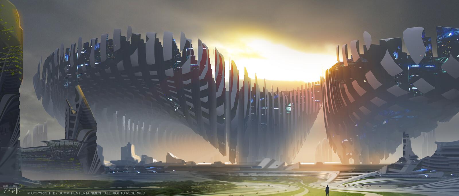 Pure City Concept