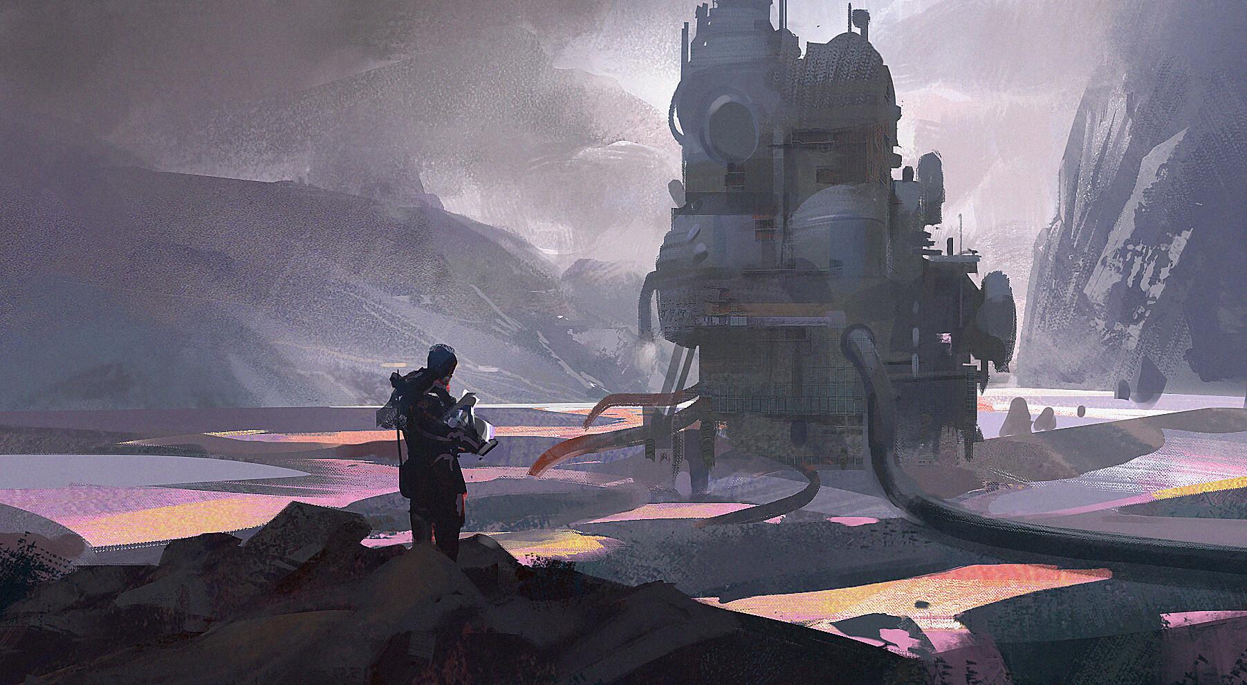 Liang mark daliy sketch 4