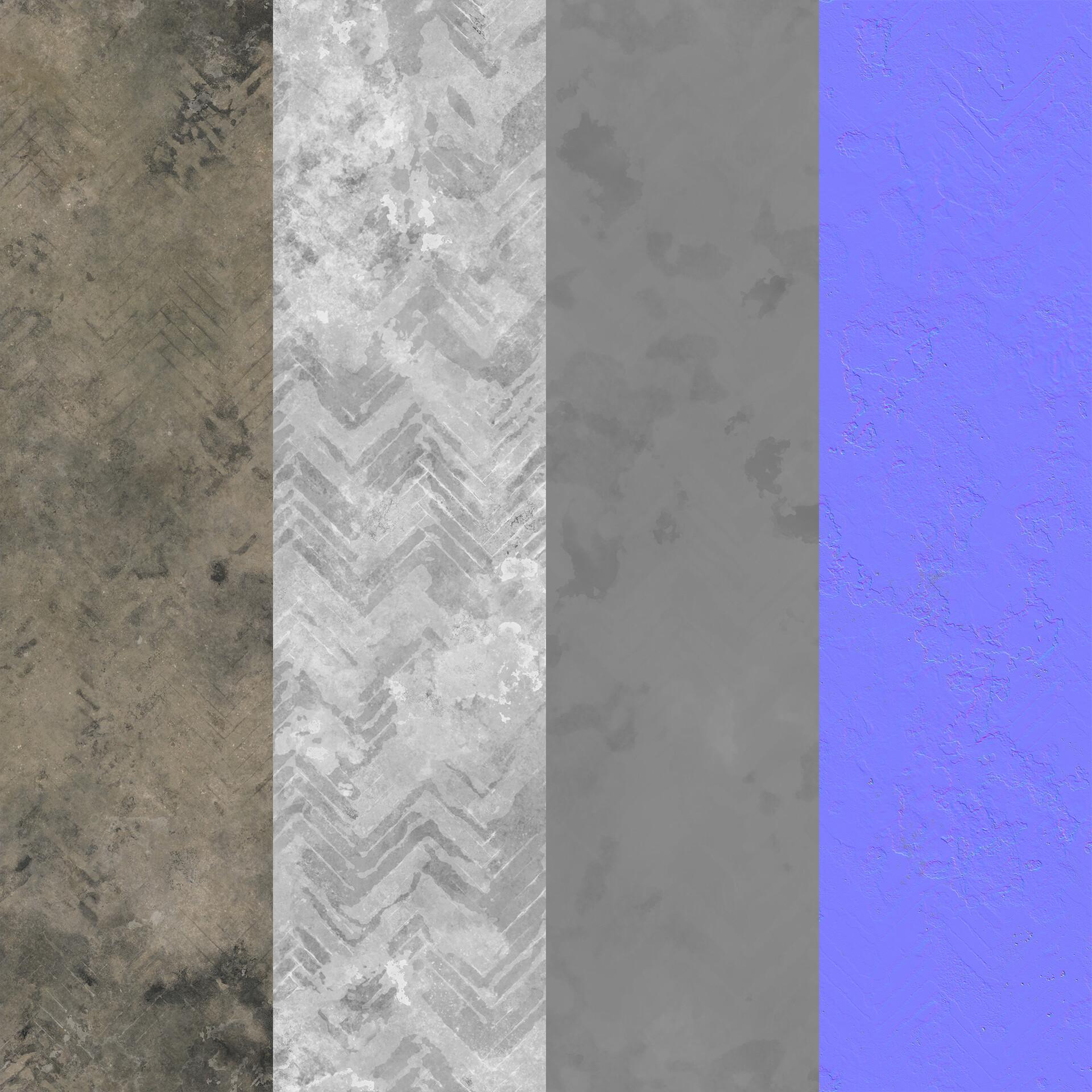 Adam dudley removedparquet texturesheet