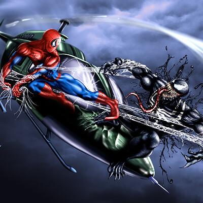 Jacobus buitendag spiderman