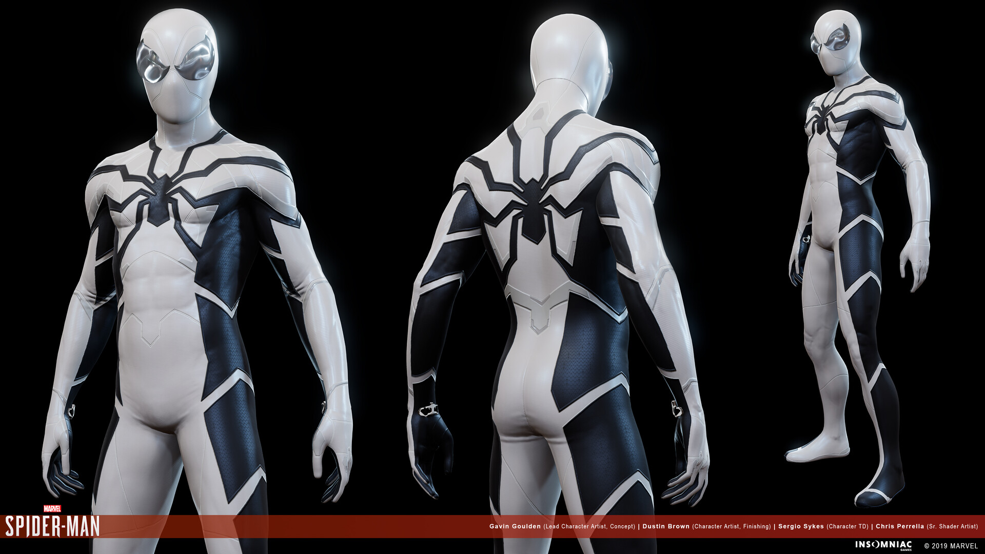 Artstation Future Foundation Suit Dustin Brown