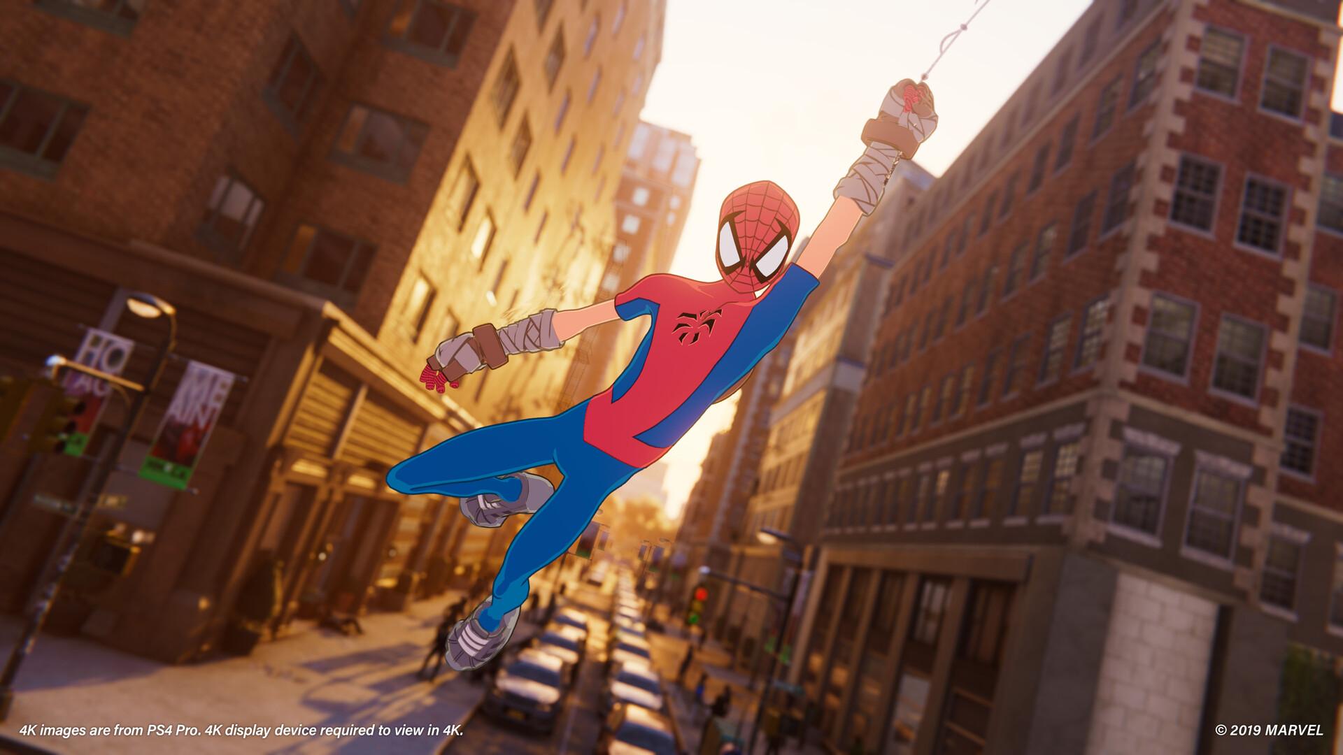 Dustin brown spider man spiderclan b