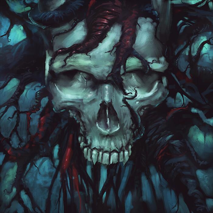 Norbert toth skull 2019 norbert toth w
