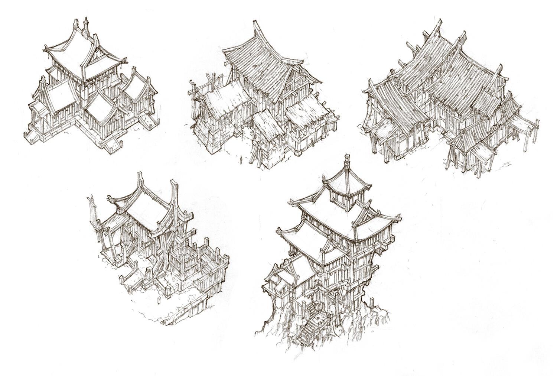 Min seub jung chinese house 1