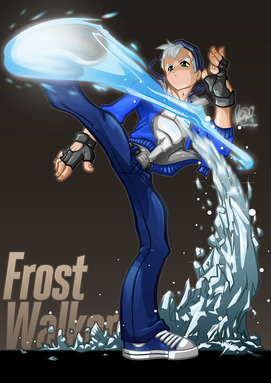 Completely Meaningless Characters: Frost Walker