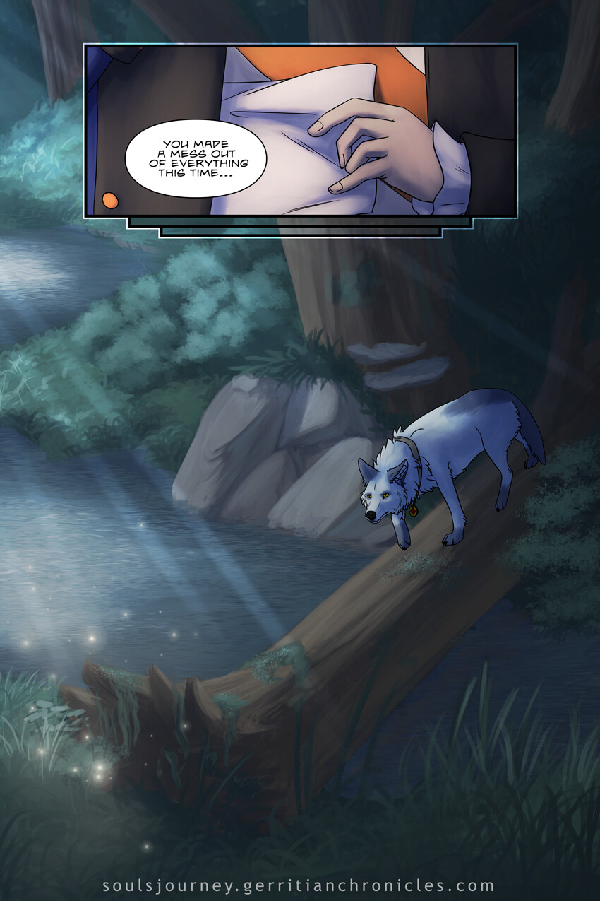 [Soul's Journey] Comic Excerpt: Chapter 3 Pages 11-16