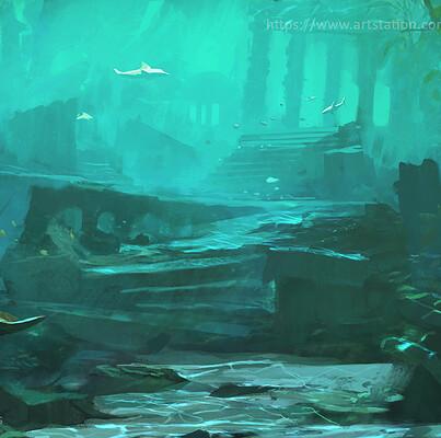 Mateusz michalski day5 underwater
