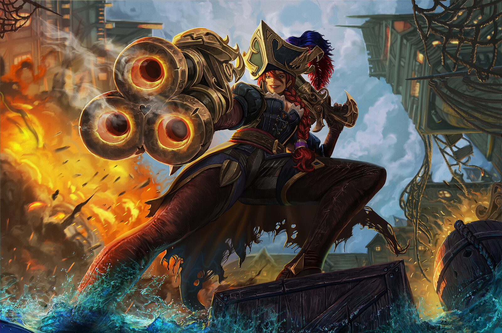 Miss Fortune - Invencible