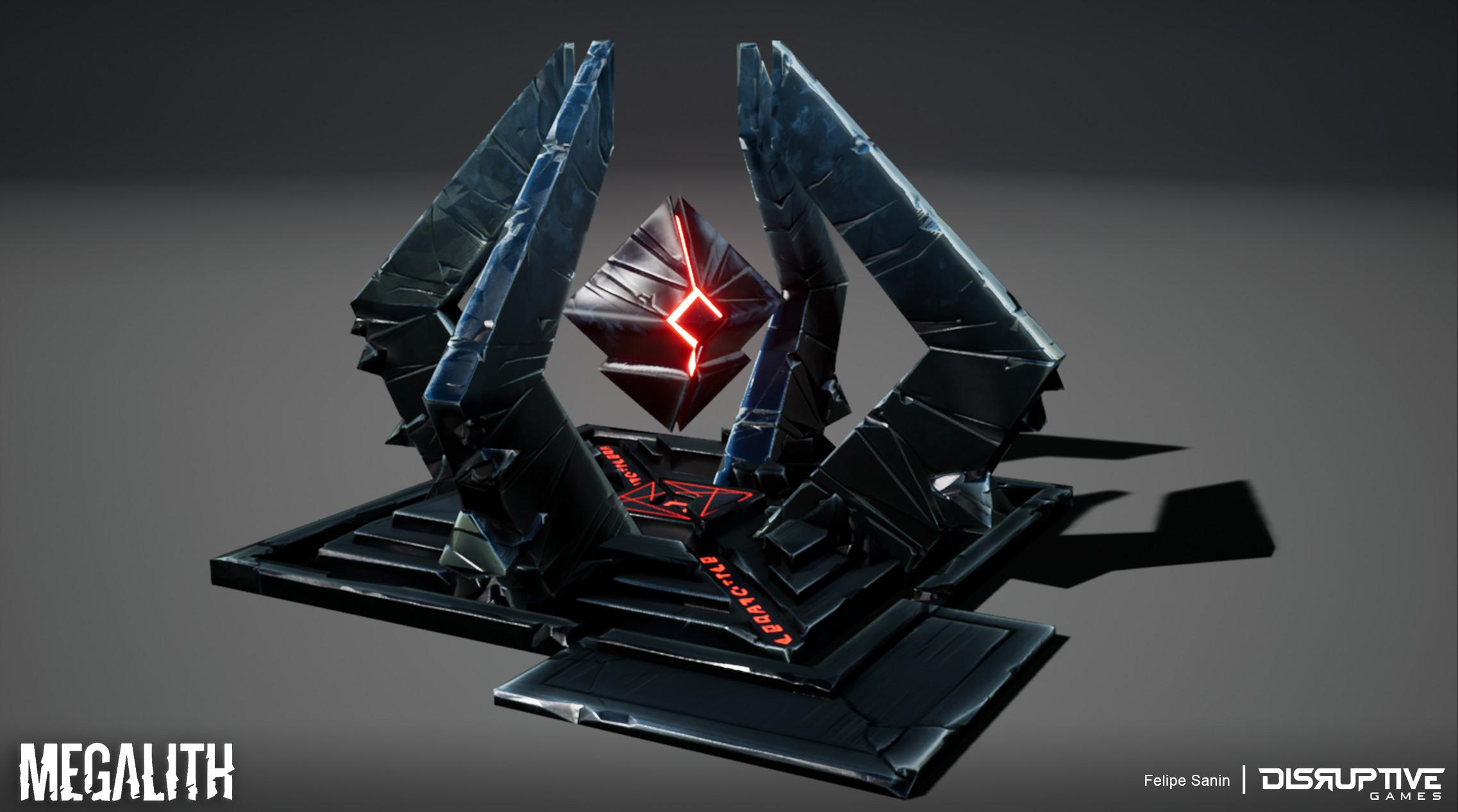 Siege Inhibitor - In-Engine