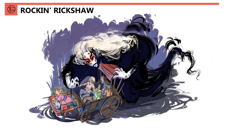 Rokin' Rickshaw 1