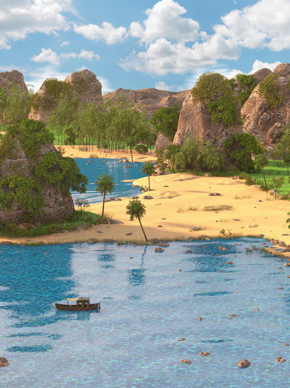 Marc mons landscape10