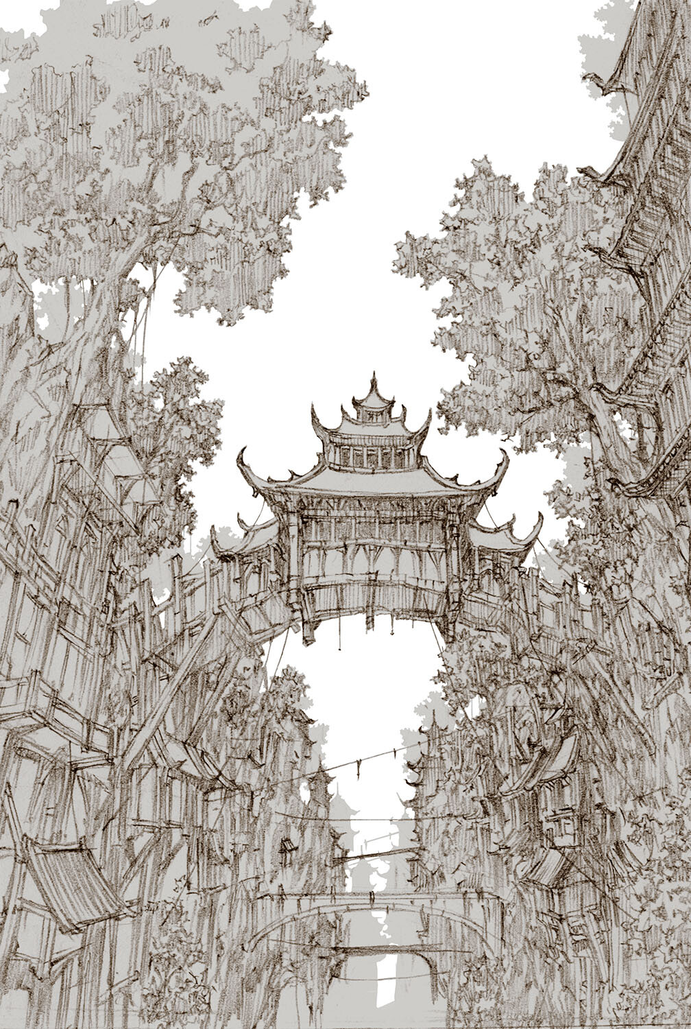 Min seub jung chinese cities 4