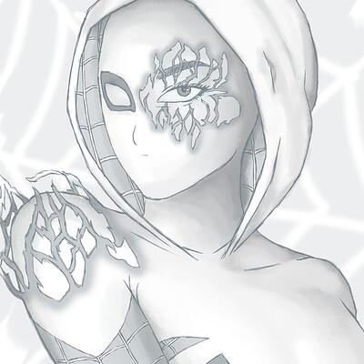 Tumelo thabane spidergwen 02
