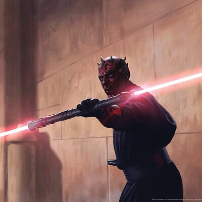 Jake murray jakemurray starwars maul