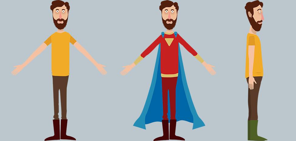 Matthieu vdk pavel superhero front view 01 1