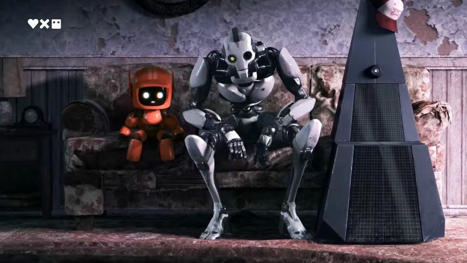Marcin rubinkowski 3 robots still