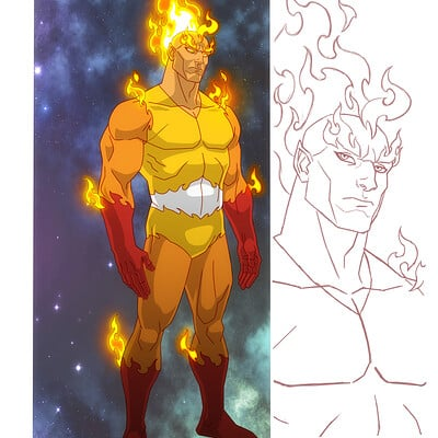 Jerome moore firelord final
