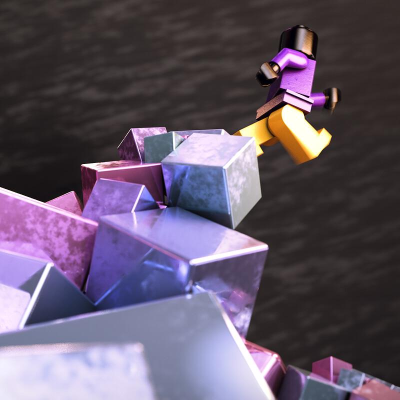 Lego Beyond