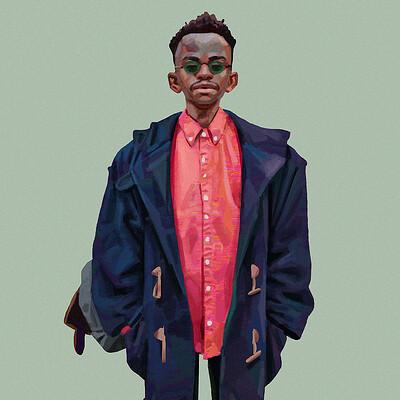 Daniel clarke style 2