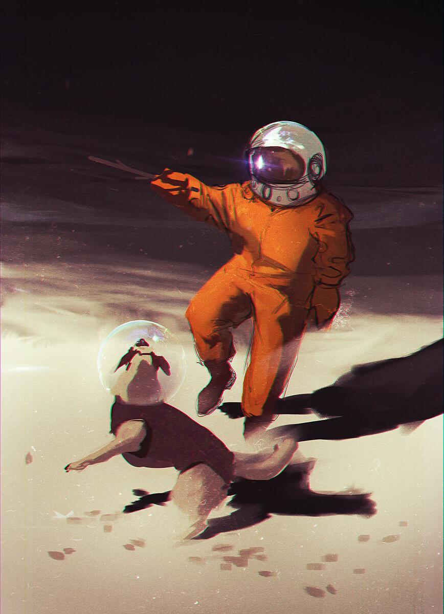Yeve drovossekova beyond event horizon ver 2