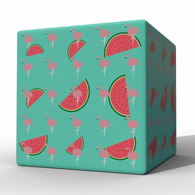 Rafael a pena maduro watermelons