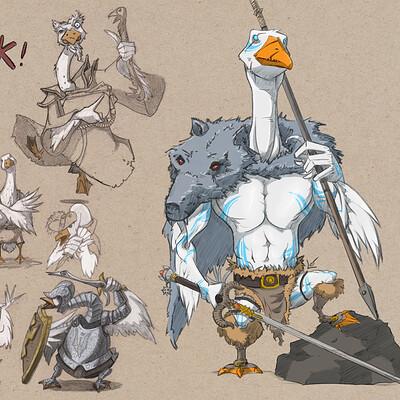 Luisa renderos goose