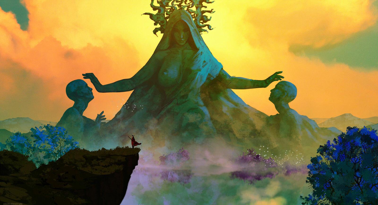 Anato finnstark the king s journey the sun s cult by anatofinnstark dd4v68j fullview