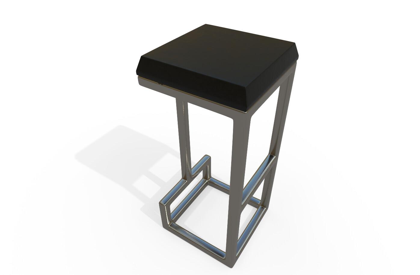 Joseph moniz designerbarstool001d