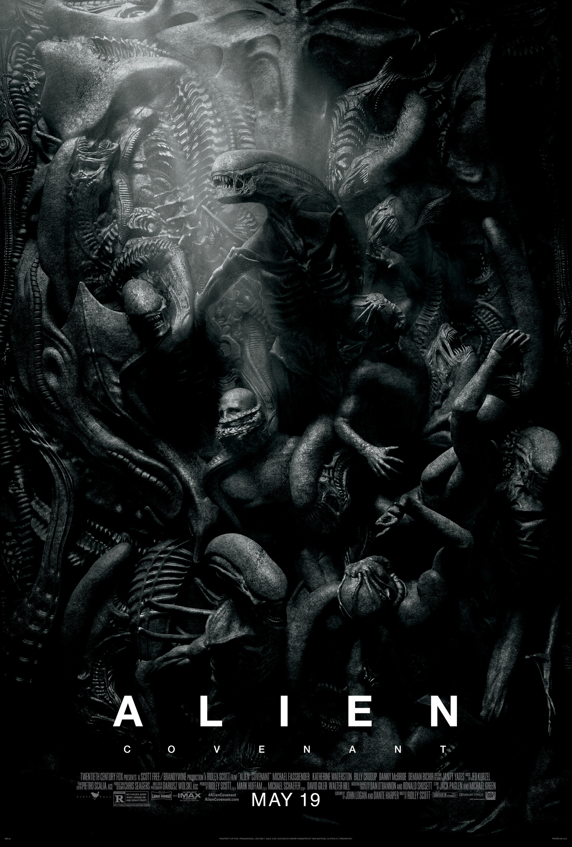 Spencer fitch alien covenant