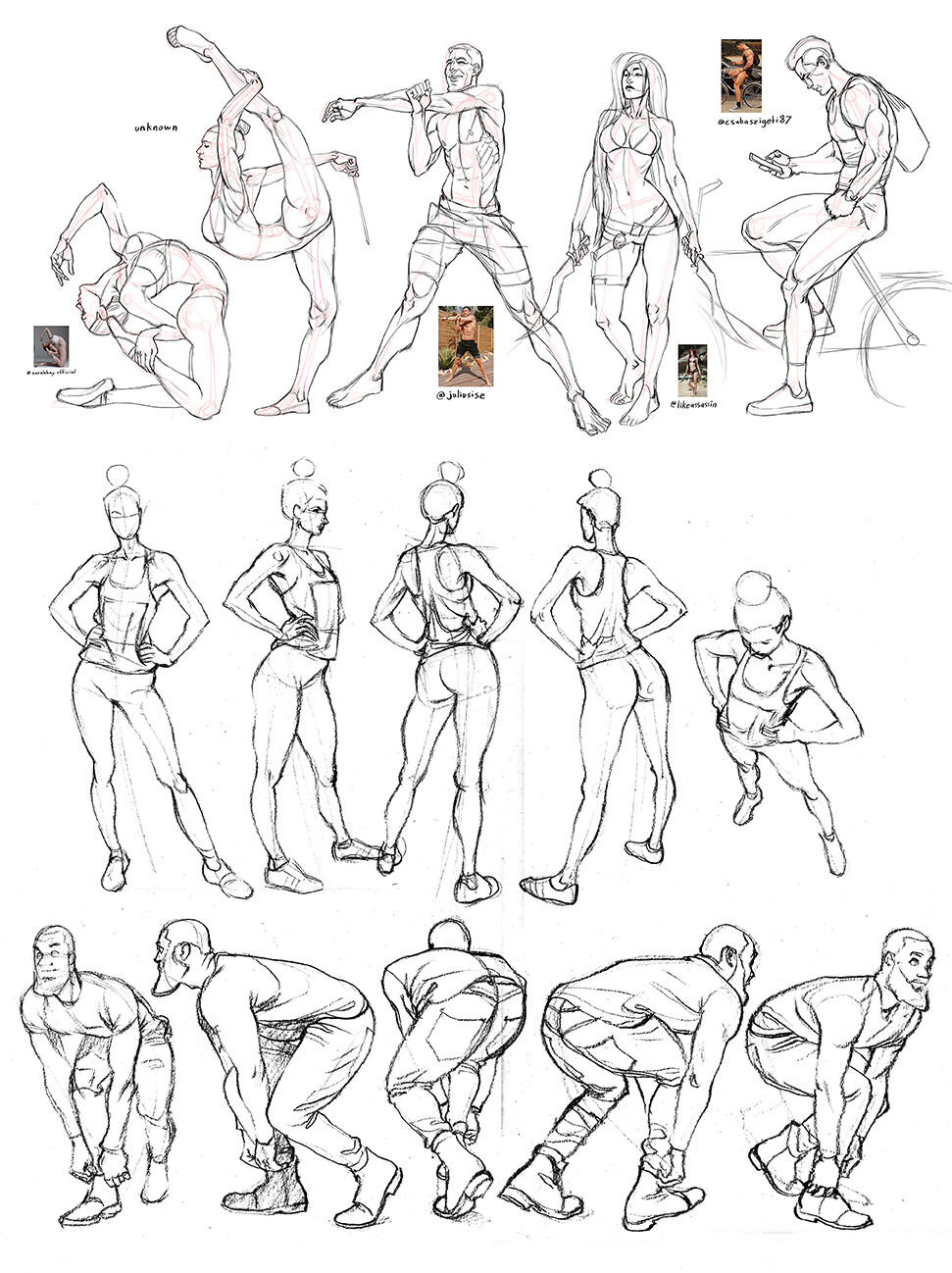Matt rhodes april figurestudies
