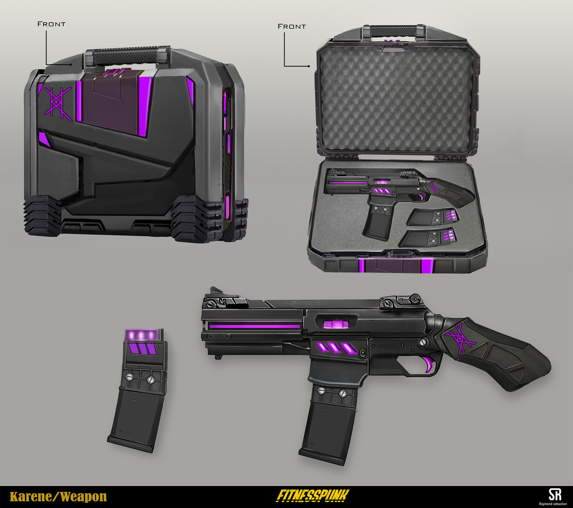 Weapon design : the shotgun