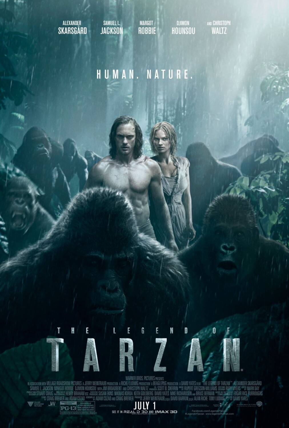 Spencer fitch tarzan
