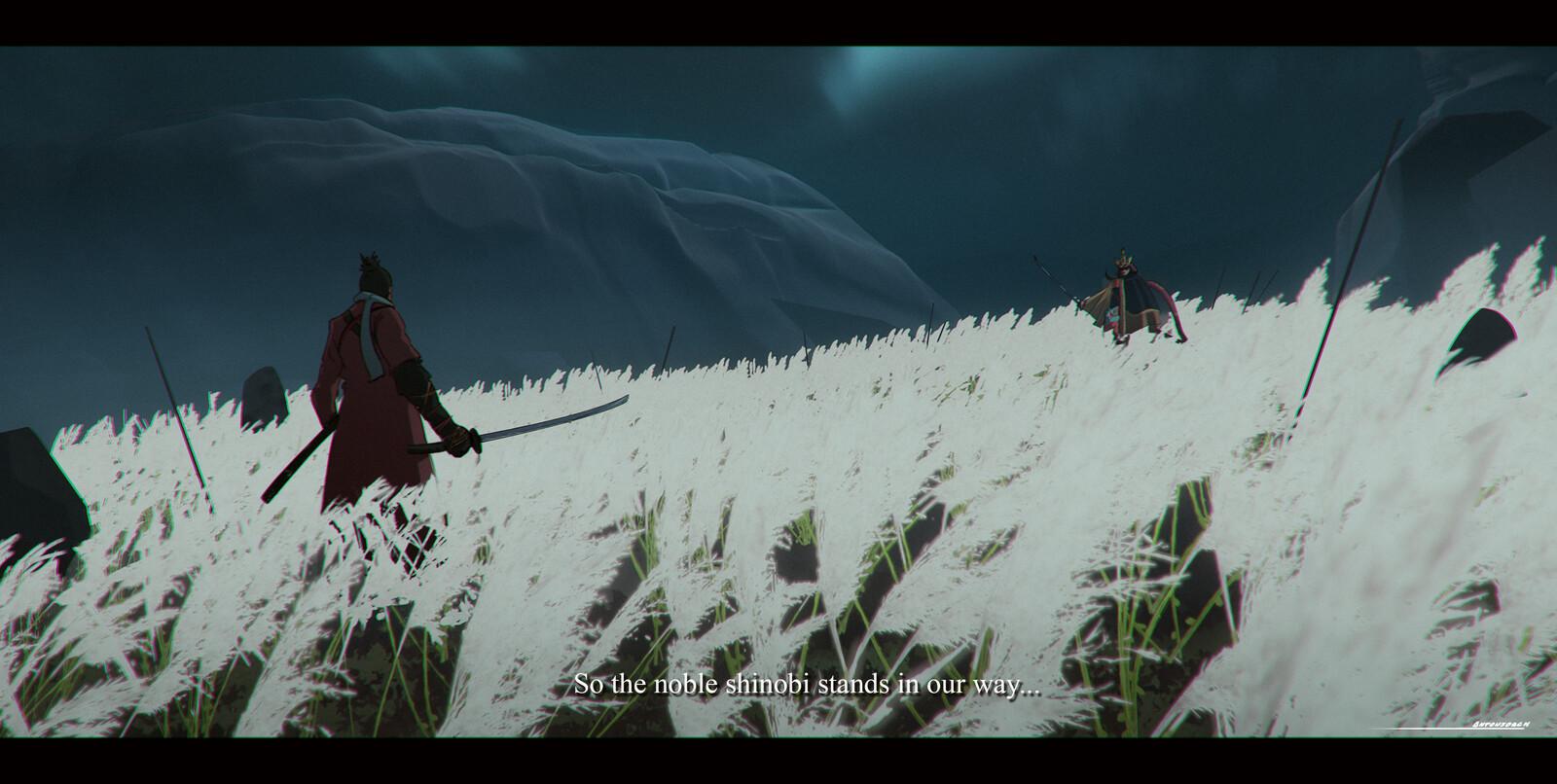 Sekiro Shadow Die Twice the Animated Series